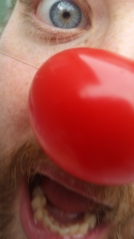 Clown Close Up